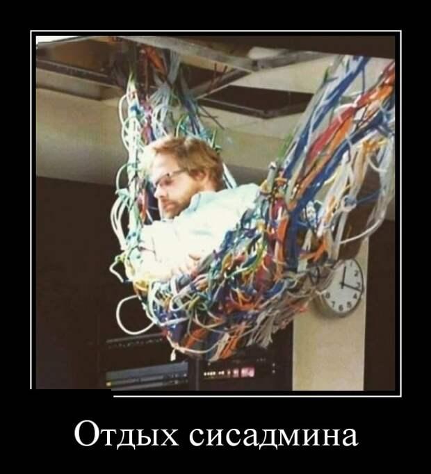 Веселые и прикольные демотиваторы из сети для поднятия настроения (10 фото)