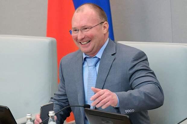 Депутат Лебедев: «Таблица вселяет в душу коварные мысли: не замахнуться ли «Локомотиву» на выход из группы?»