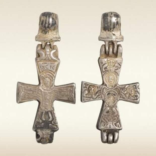 Крест-Энколпион. Середина X – первая четверть XI века