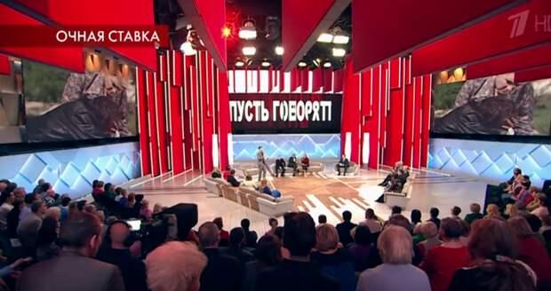 Борисов продолжит вести передачу «Пусть говорят» на Первом канале