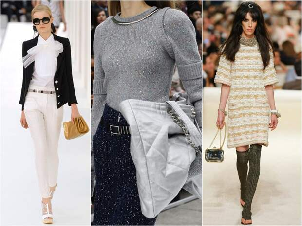 стиль шанель в одежде