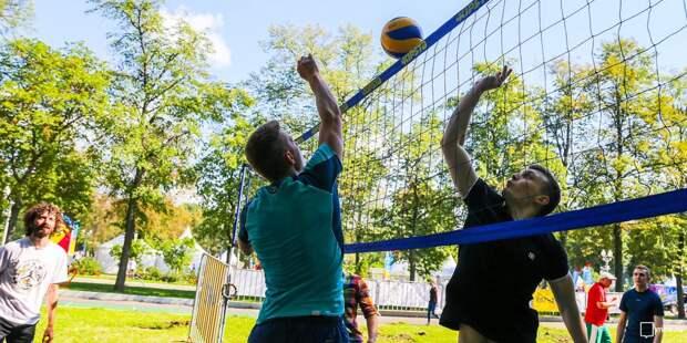 Волейболисты из Южного Медведкова помогли выиграть сборной Москвы