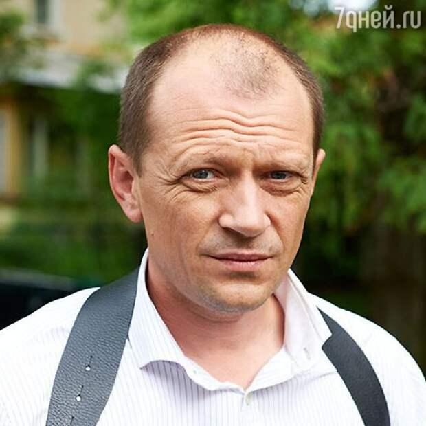Звезда сериалов «Глухарь» и «Метод» умер за рулем автомобиля