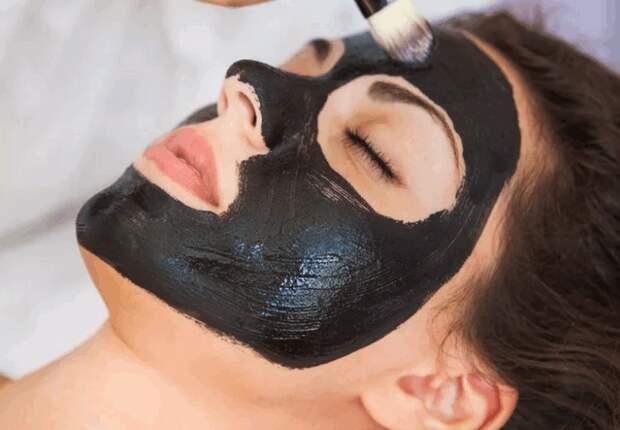 Активированный уголь: маска для лица