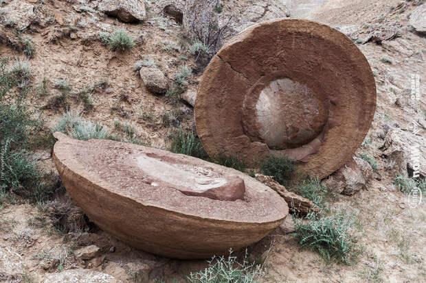 Каменное ядро изнутри (Кольский полуостров)