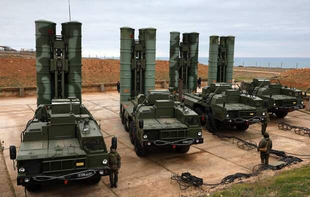 Ракетный комплекс раздора: С-400 произвел фурор в мировой политике