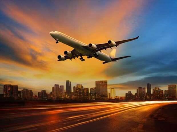 Минуточку — какой авиаперелет самый короткий в мире (3 фото + видео)