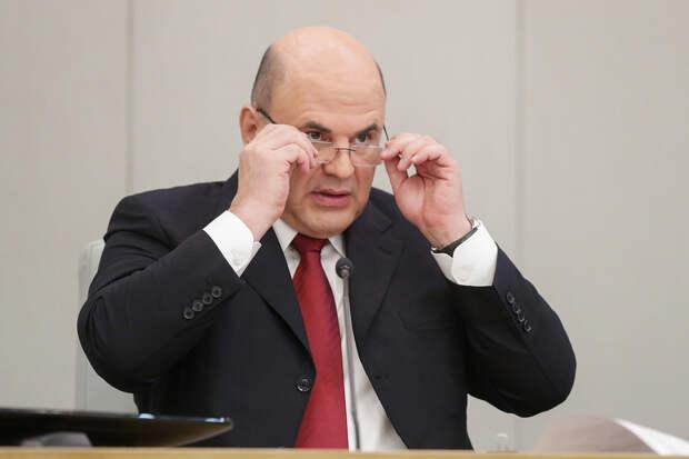 Мишустин сообщил о высоком риске ввоза новых штаммов COVID-19 в Россию