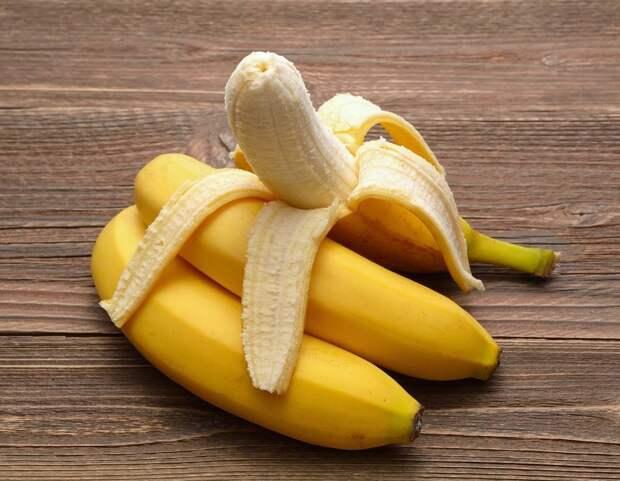 Чудесные свойства бананов: что изменится, если начать есть желтый фрукт