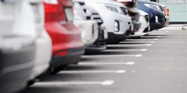 Жители пожаловались на нарушителей парковки на Флотской