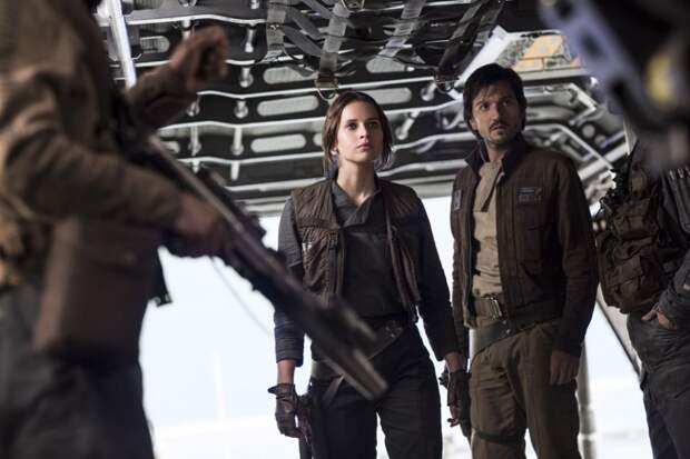 Звёздные войны: Изгой / Rogue One: A Star Wars Story