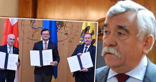 «Атыкто такой?!»: и. о. премьера Молдавии перемудрил смеморандумом