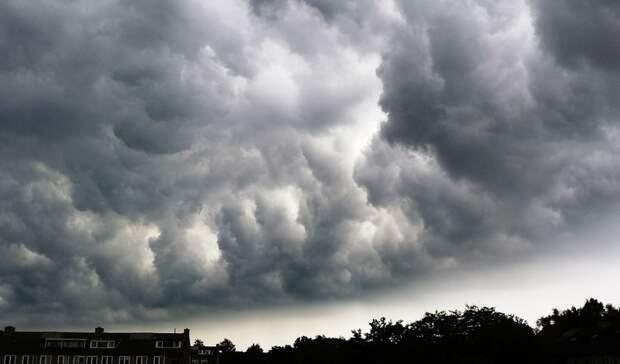 Экстренное предупреждение из-за грозы исильного ветра объявлено вНижнем Тагиле