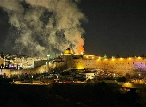 Палестина в огне: расклад сил на Ближнем Востоке претерпит существенные изменения
