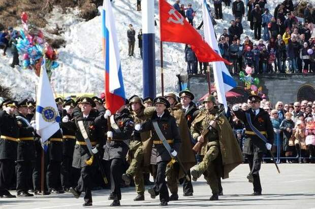В Петропавловске-Камчатском стал известен план мероприятий в День Победы