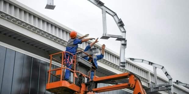 Собянин оценил ход реализации городских программ в Северном Медведкове. Фото: М. Мишин mos.ru