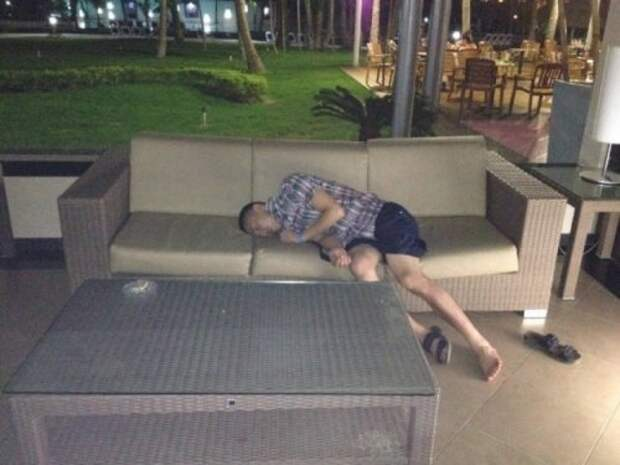 Пьяные и смешные (21 фото)