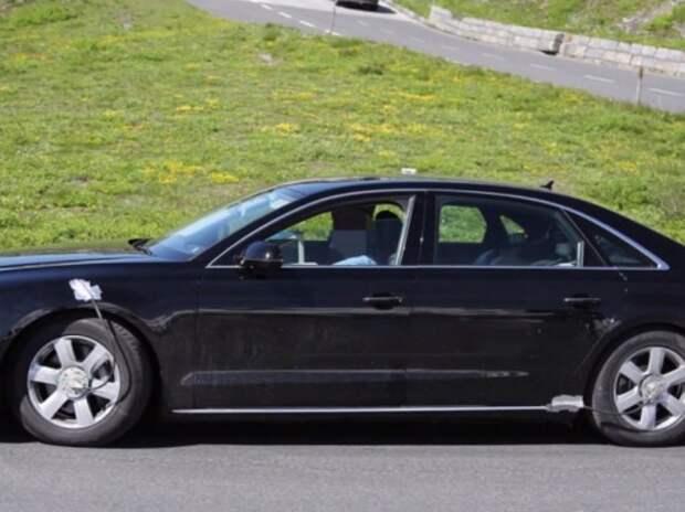 Audi почти готова запустить в серию самоуправляемый автомобиль