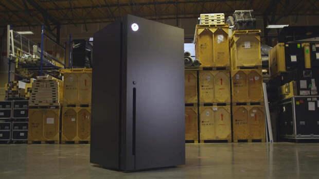 Microsoft подтвердила Xbox-холодильник