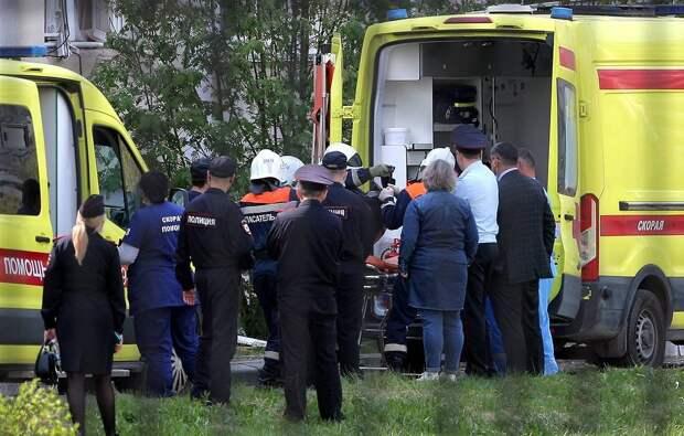 Глава Карелии предложил почтить память погибших при стрельбе в школе Казани