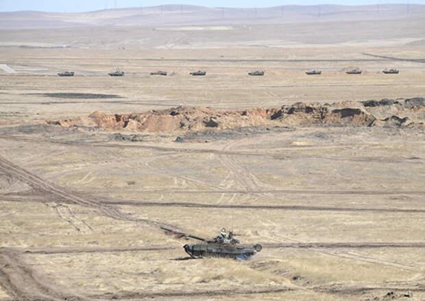 В Забайкальском крае полигоны общевойсковой армии ВВО модернизируют к новому периоду обучения
