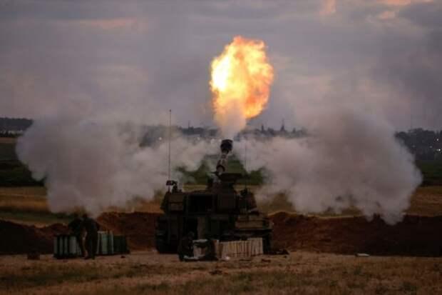 За световой день из Газы выпустили 190 ракет по Израилю