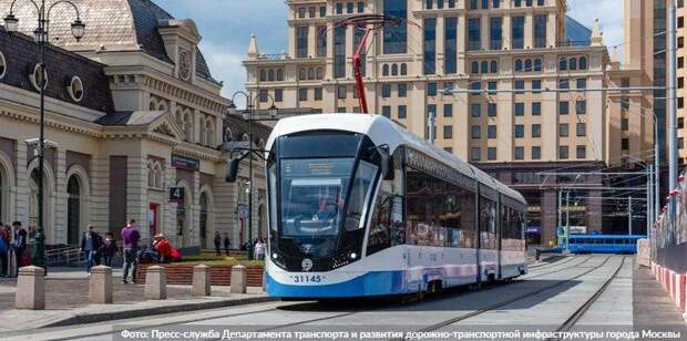 Собянин назвал срок завершения работ на площади у Павелецкого вокзала. Фото: Пресс-служба Департамента транспорта и развития дорожно-транспортной инфраструктуры города Москвы