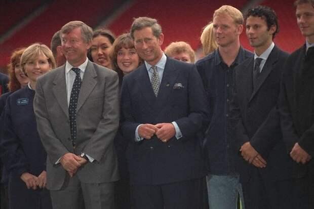 043 Алекс Фергюсон: Самый титулованный тренер Манчестер Юнайтед