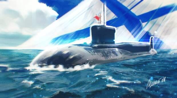 Дандыкин рассказал о беспомощности лучших самолетов ВВС США перед российскими субмаринами