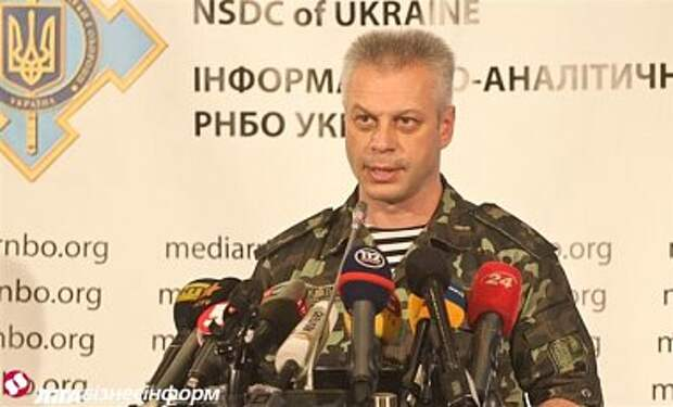 СНБО не подтверждает данные о прорыве 100 единиц бронетехники