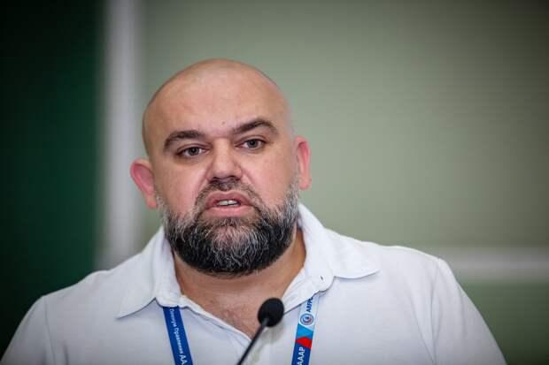 Денис Проценко: «Прежние методы лечения коронавируса не работают»