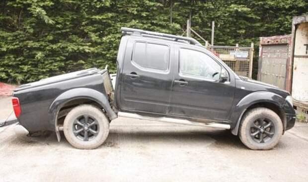 Надломленные Наварой: британские пикаповоды ополчились на фирму Nissan