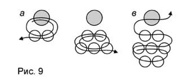 Схема бисерной овечки-игрушки