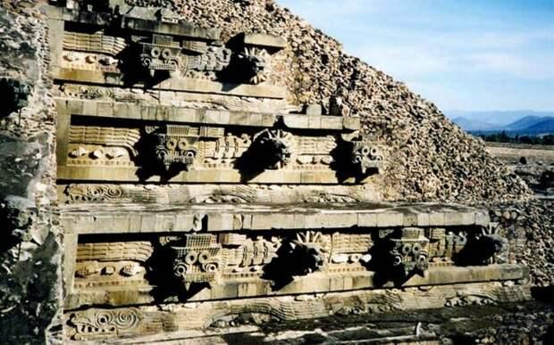 10 древних руин, которые подарили учёным захватывающие открытия
