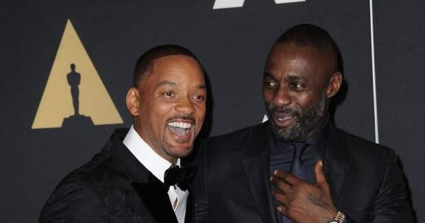 В Warner Bros. перепутали двух темнокожих актеров
