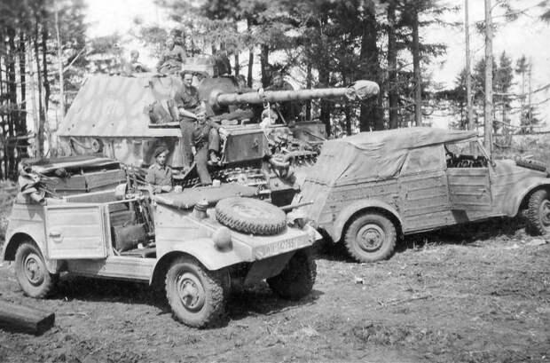 Машины на войне: автомобильная техника Второй мировой
