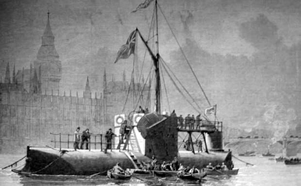 Игла Клеопатры в Лондоне