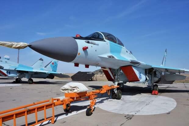 Истребители МиГ-35 переданы в войска