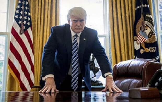 Twitter пометил запись Трампа как нарушающую правила соцсети