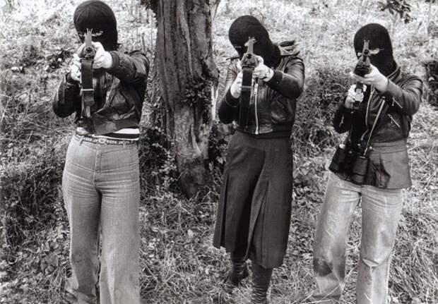Женщины из ИРА