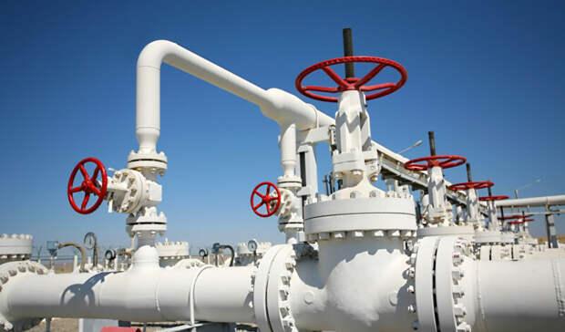 Транзит газа через Литву вКалининград восстановлен