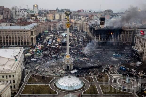 Письмо киевлянина: Нас всех сыграли...