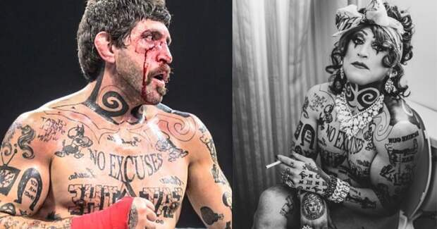Днем — боксер Диего Гарихо, а ночью — дрэг-квин Лола Пистола