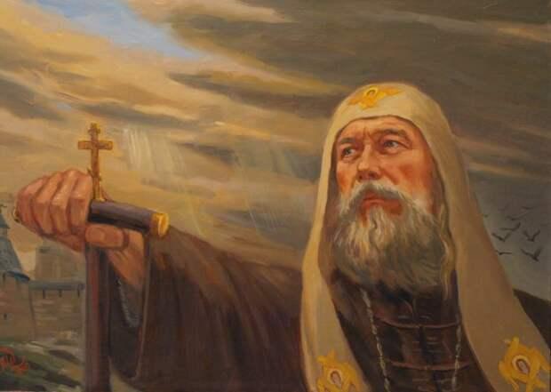 Митрополит Филипп не побоялся выступить против Ивана Грозного и поплатился за это жизнью