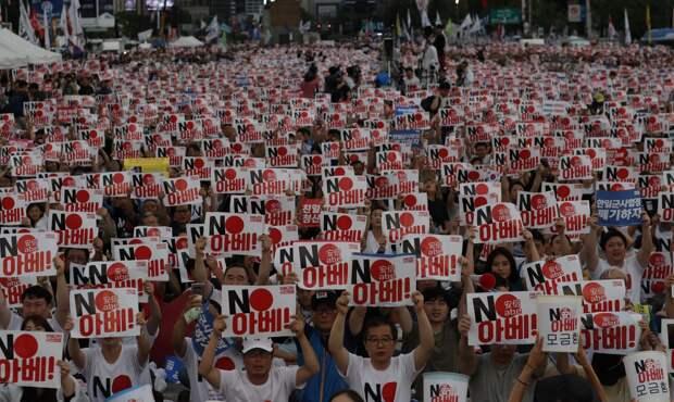 Торговый спор между Сеулом и Токио: чем закончится #boycottjapan?