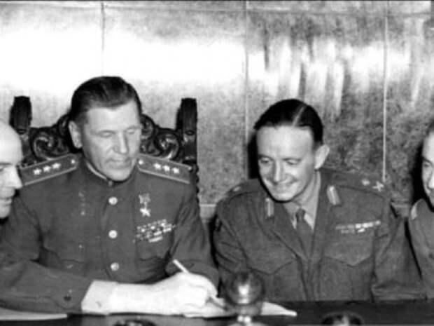 Как генерал Горбатов обратно Одер форсировал