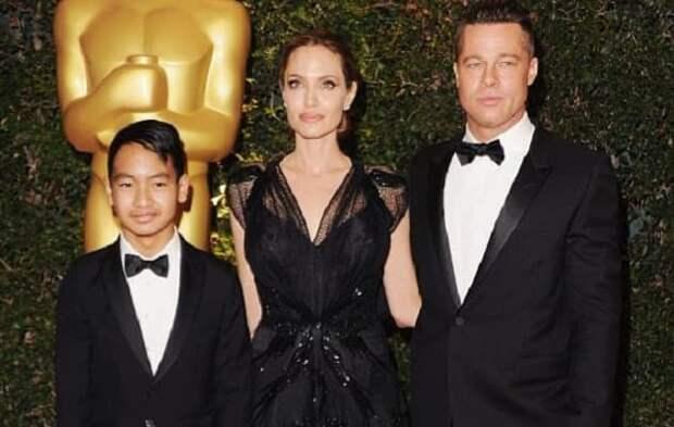 Сын Джоли рассказал суду о домашнем насилии со стороны Брэда Питта