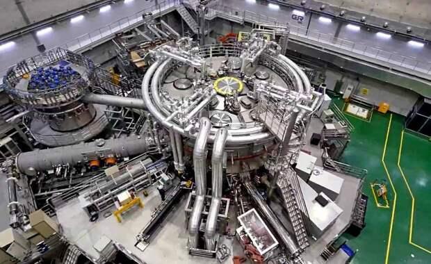 100 млн градусов: корейский термоядерный реактор установил мировой рекорд