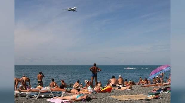 У курортов Краснодарского края и Крыма нет отбоя от желающих