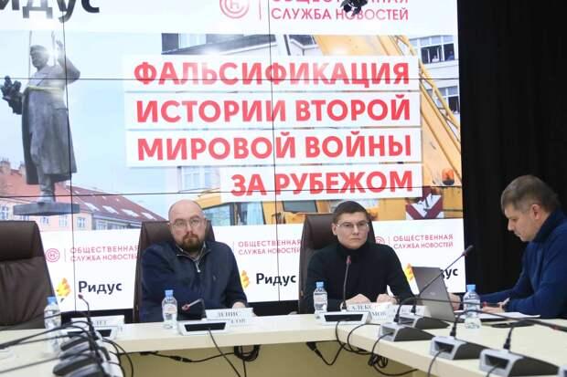 Опасная тенденция – историю Великой Отечественной атакуют уже в России